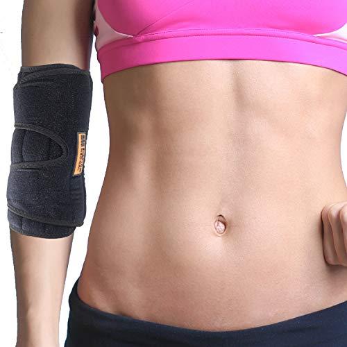 Everyday Medical Ellenbogen Bandagen für Herren & Damen   Ideal als Ellenbogenbandage, Bandage bei Arthrose Ellbogen, Ellenbogen Sehnenscheidenentzündung & Ellenbogenbandagen, Tennisarm Manschette