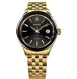 Jowissa Tiro Schweizer Uhr J4.299.M Gold/Schwarz