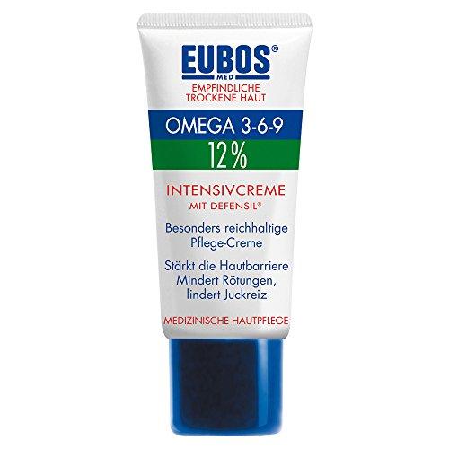 Eubos Omega 3-6-9 Intensivcreme, 50 ml