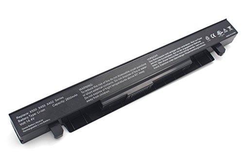 Ersatz ASUS Akku A41-X550A für ASUS X550 X550C X550D X552 F550C 14,4V 2600mAh