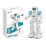 Siebwinn Roboter Kinder Spielzeug, JJRC R11 Intelligente Roboter Spielzeug RC Control Geste Sensor Action Display Singen Tanzen USB Lade Kinder Geburtstagsgeschenk
