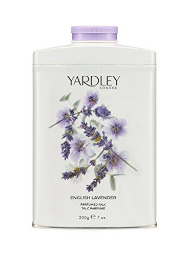 Yardley English Lavender Talc Parfume, 200g