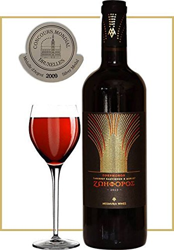 Mesimvria Wines Rotwein Cabernet Sauvignon & Merlot 2013 trocken (1x 750 ml)