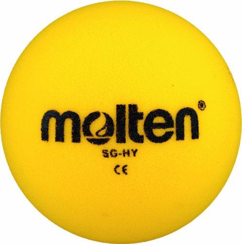 Molten Softball Handball SG-HY, Gelb, Ø 160 mm Ball, 125 g, Durchmesser