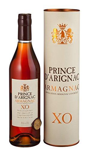 Prince D'Arignac Armagnac Xo mit Box (1 x 0.7 l)