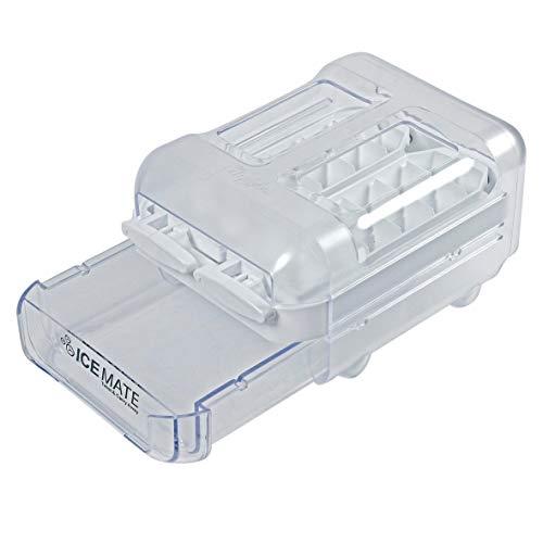 Eiswürfelbereiter für Kühlschrank Gefrierschrank ICEMATEWpro 484000001113 ICM101