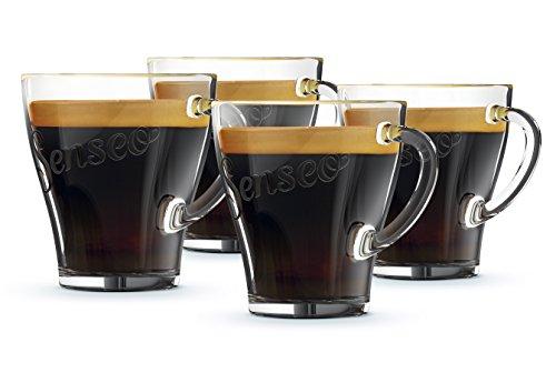 Philips Senseo CA6511/00 Kaffeegläser, 4 Stück