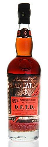Plantation Overproof OFTD Rum Dark (1 x 0.7 l)