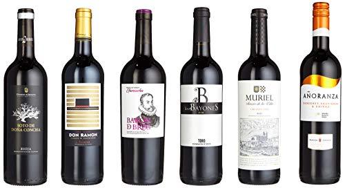 Wein Probierpaket Spanische Bestseller (6 x 0.75 l)