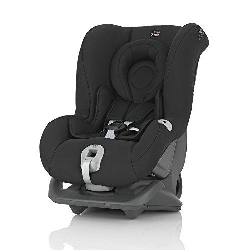 Britax Römer Autositz FIRST CLASS PLUS, Gruppe 0+/1 (Geburt -18 kg), Kollektion 2018, cosmos black