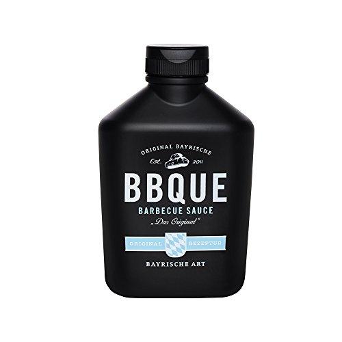 BBQUE Bayrische Barbecue Sauce 'Das Original' 472g