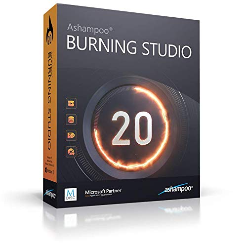 Burning Studio 20 deutsche Vollversion (Product Keycard ohne Datenträger)