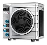 """Poolex """"Nano"""" Spezial-Wärmepumpe für freistehende Schwimmbecken bis 20m³, silberfarben"""