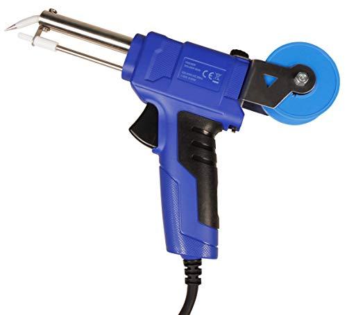 McPower 1540148 Lötpistole LP-55 mit Zinnzufuhr, 30/60W einstellbar, 230 V