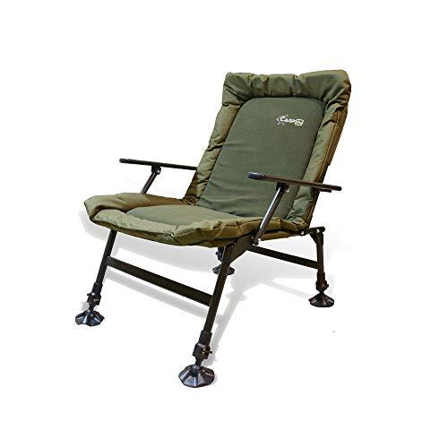 CarpOn Outdoor Stuhl Soft Camping Karpfenstuhl Carp Chair Angelstuhl