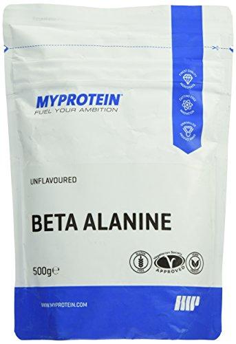 Myprotein Beta Alanine Unflavoured, 1er Pack (1 x 500 g)
