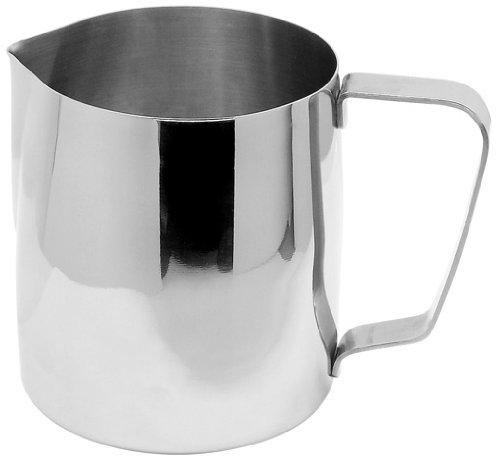 FACKELMANN 28967 Milchtopf 1000 ml, Edelstahl