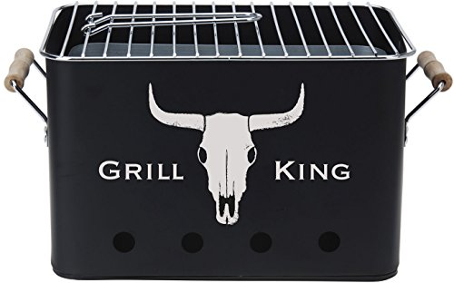 Barbecue Mini Grill - Picknick Holzkohlegrill - Campinggrill Outdoor Tischgrill Partygrill