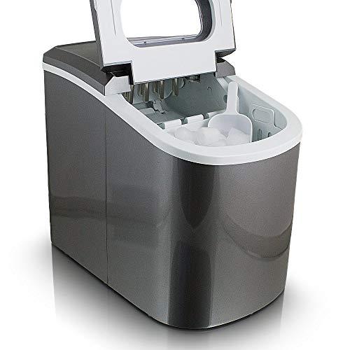 Eiswürfelmaschine Eiswürfelbereiter Eiswürfel Ice Maker Eis Maschine