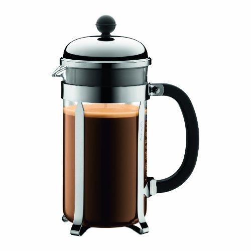Bodum chambord Kaffeebereiter, 1,0 l / 34 oz - glänzend