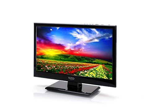 Xoro HTL 1546 40 cm (15 Zoll) LED Fernseher (HD-Ready, Triple Tuner)