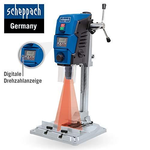 SCHEPPACH DP40 Tischbohrmaschine Bohrmaschine 13 mm LED Laser***NEU***