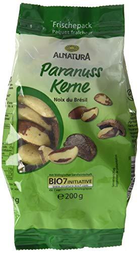 Alnatura Bio Paranusskerne, 1 Pack (200 g)