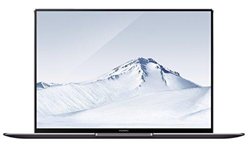 Huawei MateBook X Pro 35,31 cm (13,9 Zoll 3K-FullView-Touchscreen-Display) Notebook (Intel Core i5-8250U, 8GB RAM, 256 GB SSD, NVIDIA GeForce MX150 mit 2GB GDDR5, Windows 10 Home) grau