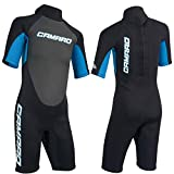 Camaro Flex Youth Kinder Shorty Kinder Neoprenanzug Neopren Schwimmanzug
