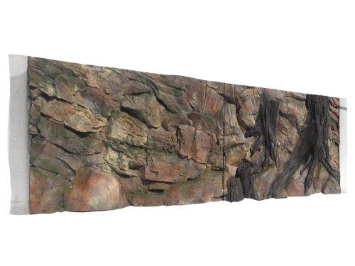 Aquarium Rückwand 3D Standard 150x60cm bei Robizoo