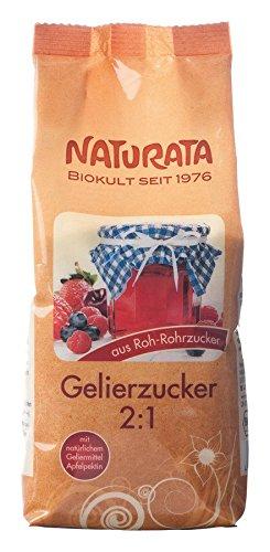 Naturata Gelierzucker 2:1 (500 g) - Bio