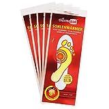 5er-Pack Thermopad Sohlenwärmer, verschiedene Größen
