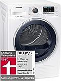 Samsung DV5000 DV81M5210QW/EG Wärmepumpentrockner / 8kg / EEK A+++ / OptimalDry / Kondenswasserstandsanzeige / Weiß