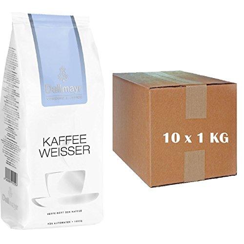 Dallmayr Kaffeeweisser 10 x 1kg Milchpulver