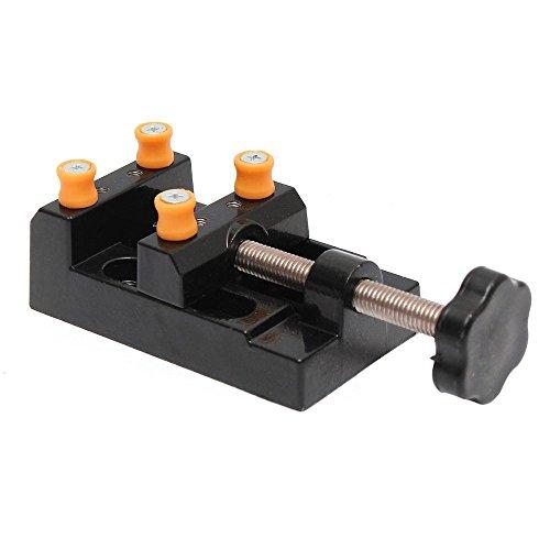 Rediboom Mini Clamp Tisch Bank Vice Klemmtisch DIY Skulptur Handwerk Carving Bett Werkzeug für Schmuck Walnut Nuclear Gravur Watch Repair Clip auf