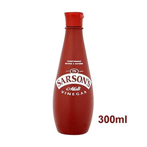 Sarsons Original Malt Vinegar (Plastic Bottle) 300ml