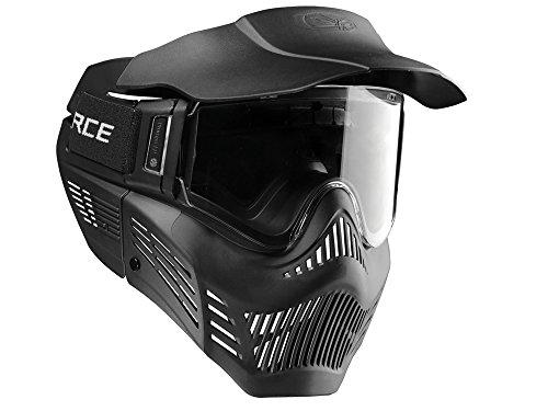 VForce Erwachsene Armor Gen3 Maske, Schwarz, One size