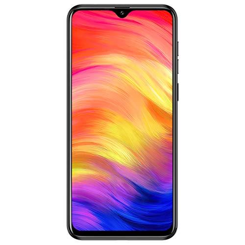 Android 9.0 | Ulefone Note 7 (2019) Smartphone ohne Vertrag Günstig 6,1 Zoll Dual SIM Handy 16GB interner Speicher (Schwarz)