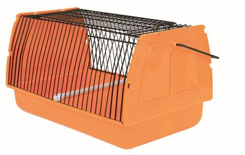 Trixie 5902 Transportbox kleine Vögel/Kleintiere, 30 × 18 × 20 cm