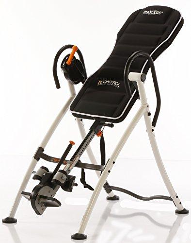 MAXXUS Schwerkrafttrainer / Rückentrainer Gravity Pro 2 mit Feststellbremse - Inversion Table