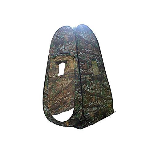 luckything Tragbar Pop Up Toilettenzelt Umkleidezelt, Camping Duschzelt Outdoor Mobile Toilette Umkleidekabine Lagerzelt, Ohne Zeltboden Und Haube,wasserabweisend