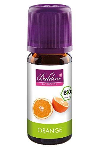 Baldini - Orangenöl BIO,100% naturreines ätherisches BIO Orangen Öl 10 ml