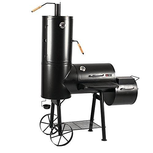 Mayer Barbecue RAUCHA Smoker MS-300 Pro