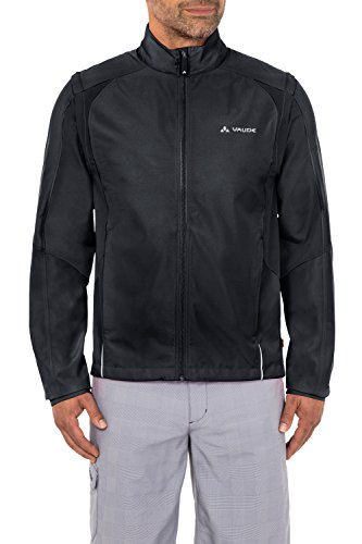 Vaude Herren Jacke Dundee Classic Zip Off Jacket, Black, XL, 06811