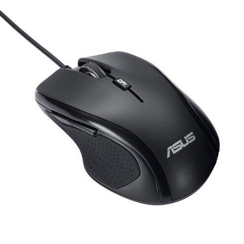 Asus UX300 Optische Maus (5 Tasten, USB) schwarz