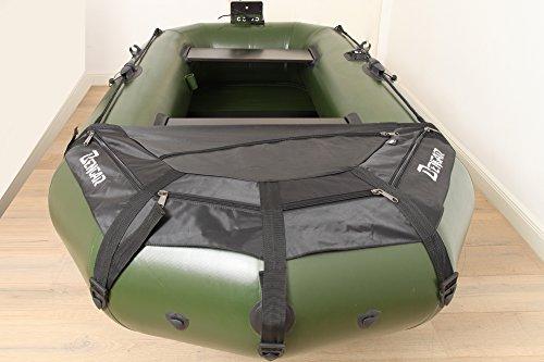 Bugtasche S für 115-135cm breite Schlauchboote inkl. Halterungen (L-240, L-280)