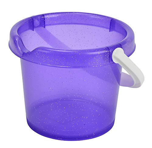 Simba 107108605 - Sandformen Eis + Baby Eimer, 4-sortiert + Baby-Gießkanne