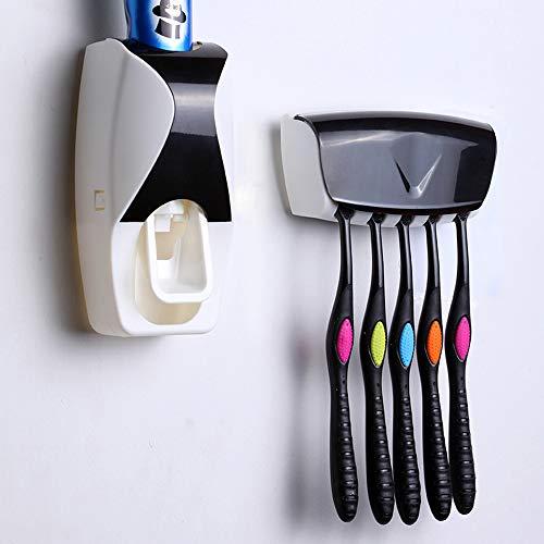 OMZGXGOD - Automatische Zahnpastaspender - Berührungslose Zahnpastaspender