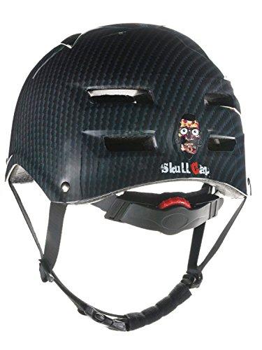 Skullcap BMX Helm  Skaterhelm  Fahrradhelm , Herren | Damen