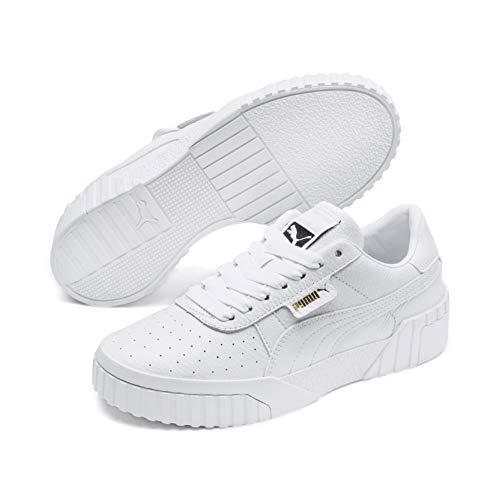Puma Damen Cali WN's Sneaker, Weiß (Puma White-Puma White), 40 EU